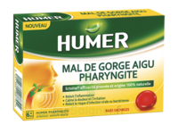 Humer Pharyngite Past Mal De Gorge Baies Sauvages