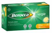 Berocca Energie Comprimés Effervescents Orange B/30 à AYGUESVIVES