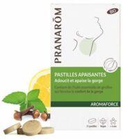 Pranarôm Aromaforce Pastilles apaisantes+ B/21 à AYGUESVIVES